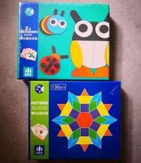 Montessori Puzzles