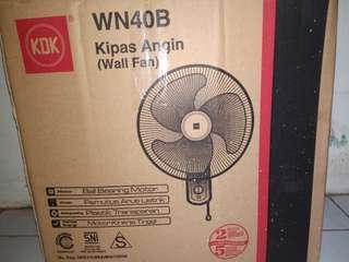 Kipas angin Wall fan KDK WN40B