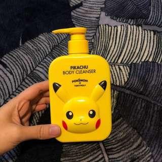 Tonymoly Pikachu Body Cleanser
