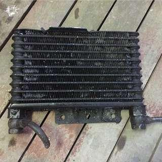 Gearbox Oil Cooler for High Performance Cars