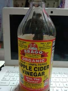 BRAGG Apple Cider VInegar (cuka apel bragg)