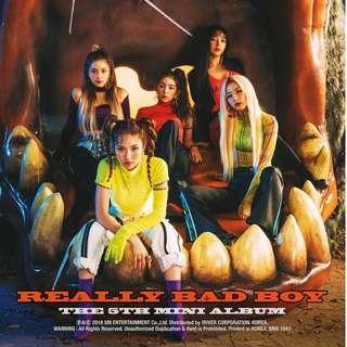 [PREORDER] Red Velvet 5th Mini Album - RBB
