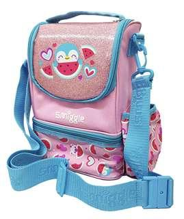 SMIGGLE lunchbag with strap