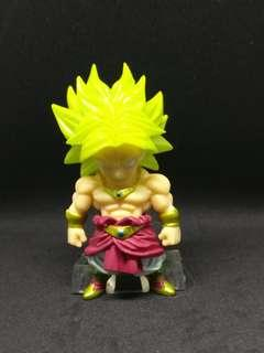 DragonBall Broly figure from japan