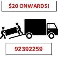 Delivery/Mover lsland wide Singapore