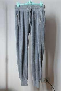 Preloved: Gray Jogger Pants