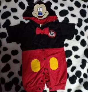Micky Mouse Romper