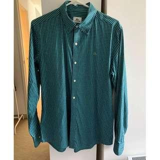 Lacoste Shirt size 40 (fits like M)