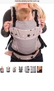 Baby carrier manducca (limited edition)