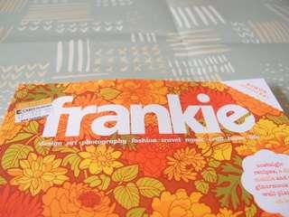 Frankie Issue 75