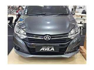 ( Angsuran 2.788.000 )NEW Daihatsu Ayla 1.2 x MT