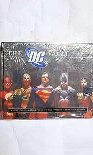 DC Vault: A Museum-in-a-Book with Rare Collectibles from the DC Universe