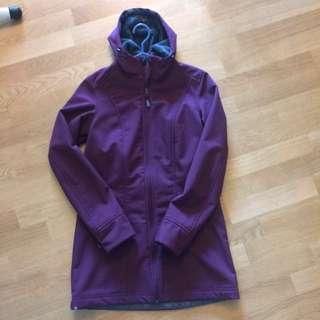 Insulated waterproof coat