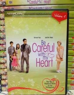Be Careful with my Heart DVD Collection