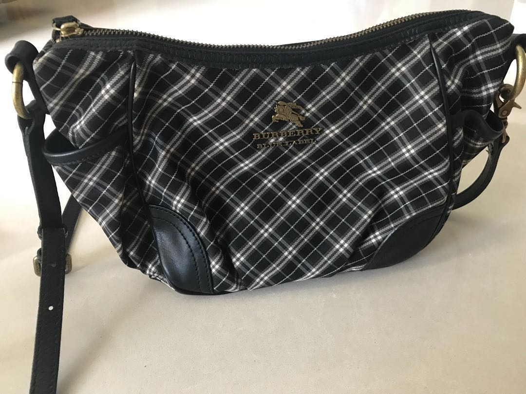 100% authentic Burberry Blue Label sling bag 7a17033a2f4c8