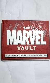 Marvel Vault: A Museum-in-a-Book with Rare Collectibles from the World of Marvel