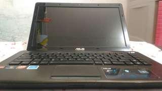 Defective asus laptop