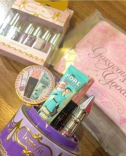 Benefit Holiday Set + Solique Nail Polish Set ALL FOR P1200 ONLY