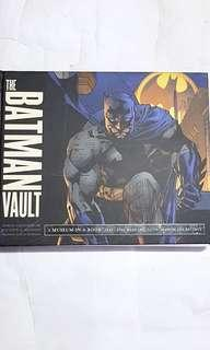 Batman Vault: A Museum-in-a-Book with Rare Collectibles from the Batcave