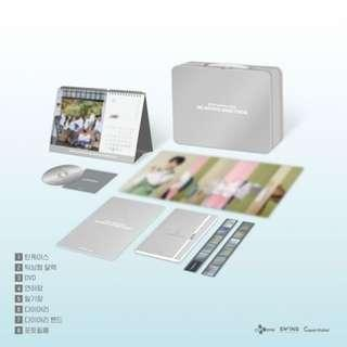SHARING WANNA ONE SEASON GREETING 2019