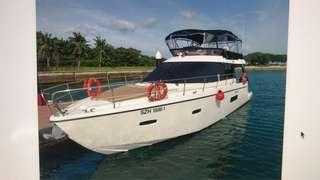 Boat/ yacht rental singapore