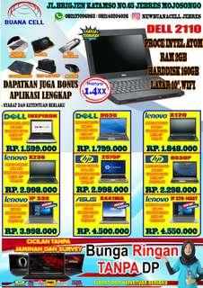 Promo Laptop dan notebook