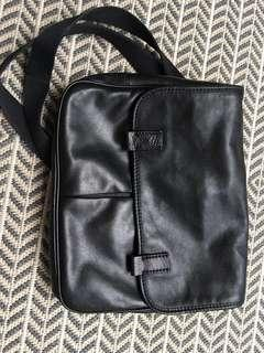 Fossil barely used male office bag