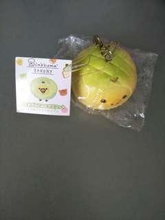 🚚 San-x RARE kirotori bird melon bun squishy