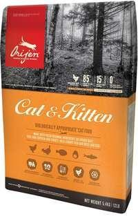 Orijen Cats and Kittens 5.4kg