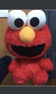 Elmo公仔