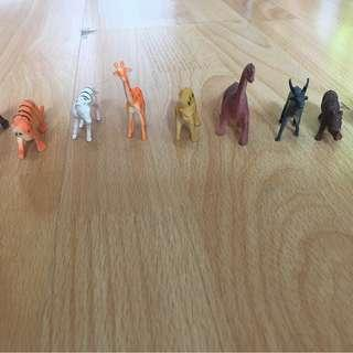 Small Animals Set