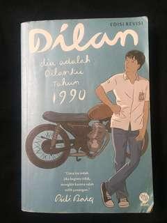 Novel Dilan 1990 Dan Dilan 1991
