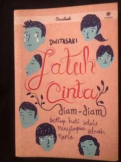 Novel Dwitasari - Novel jatuh cinta diam-diam