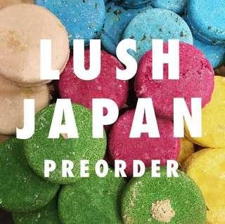 All Price Listed Cheap Lush JAPAN Preorder