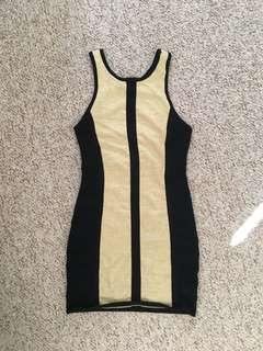 Forever 21 Bodycon dress size 6