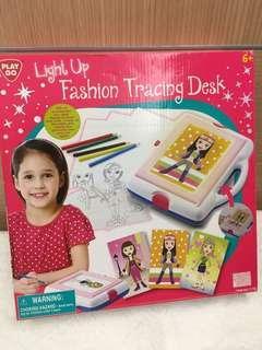 Light Up Fashion Tracing Desk