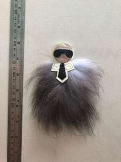 Brand New Fashion Furry Brooch