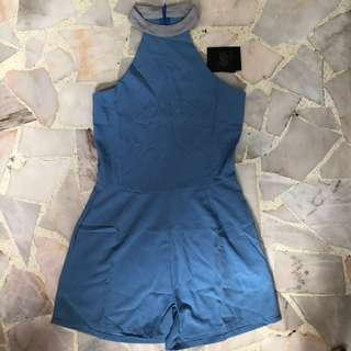 MDS Collections Shift in Time Romper