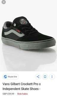 Vans Gilbert Crockett Pro X Independent