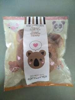 🚚 Puni maru jumbo koala animal bun squishy
