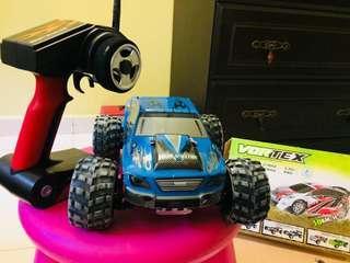 WLtoys VORTEX 1:18 RC 4WD RC Car kereta Remote control