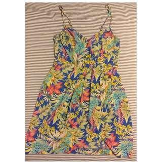 Cute Colorful Dress (S-M)