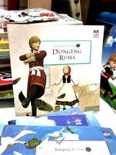 Dongeng Animasi 3 Dimensi, Dongeng Rusia