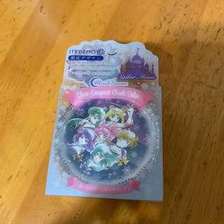 Its' demo 限定 sailor moon 美少女戰士 Clear Compact Cheek Color 胭脂