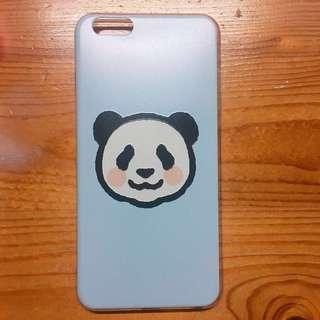 iPhone 6/6s Plus Case Panda 熊貓軟殻