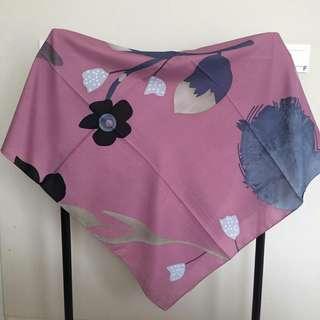 NEW! Hijab motif tangkai