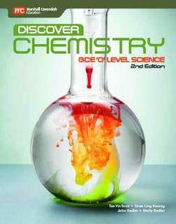 Discover Chemistry Combined Science Textbook 2nd Edition