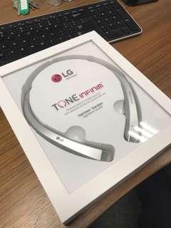 LG tone infinium HBS 910 wireless headset new in box