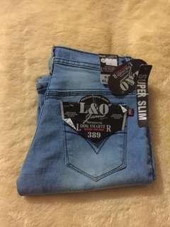 Jeans Slim Fit size 27