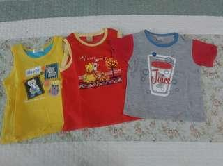 Combo Kids Clothes (2-3years) #MY1212